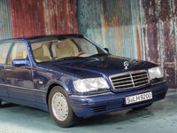 1994-98 Mercedes-Benz S500 W140 1:18 Norev diecast scale model car