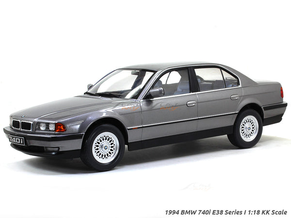 1994 BMW 740i E38 Series I 1:18 KK Scale diecast model car