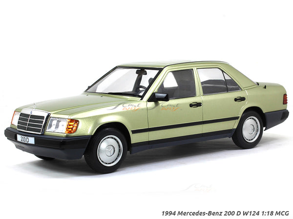 1994 Mercedes-Benz 200 D W124 1:18 MCG diecast Scale Model Car