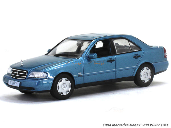 1994 Mercedes-Benz C 200 W202 1:43 diecast Scale Model Car
