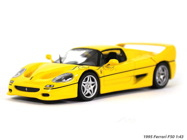 Ferrari F50 1:43 diecast Scale Model Car