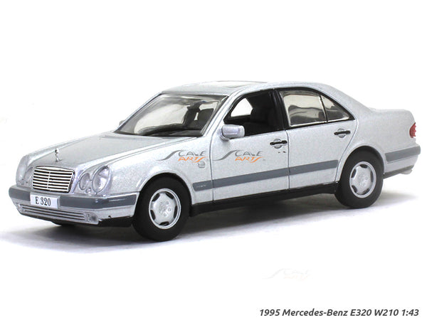 1995 Mercedes-Benz E320 W210 1:43 diecast Scale Model Car
