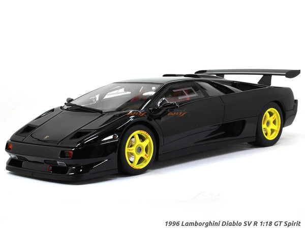 1996 Lamborghini Diablo SV R 1:18 GT Spirit scale model car