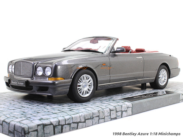 1996 Bentley Continental Azure 1:18 Minichamps diecast scale model car