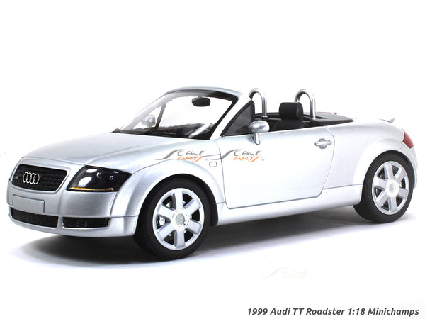 1999 Audi TT Roadster 1:18 Minichamps diecast scale model car