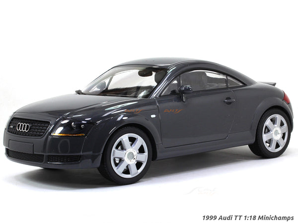 1999 Audi TT 1:18 Minichamps diecast scale model car