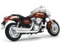 2002 Kawasaki Vulcan 1500 Mean Streak 1:18 Welly diecast Scale Model Bike