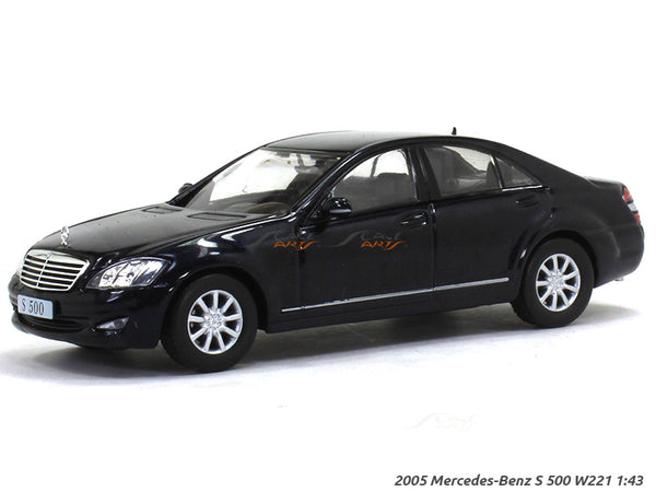 2005 Mercedes-Benz S 500 W221 1:43 diecast Scale Model Car
