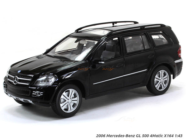 2006 Mercedes-Benz GL 500 4Matic X164 1:43 diecast Scale Model Car