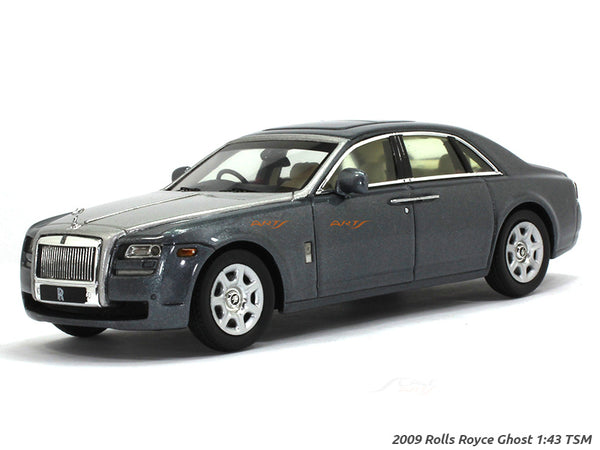 Rolls Royce Ghost 1:43 TSM diecast Scale Model Car