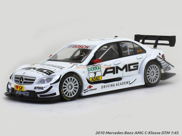 2010 Mercedes-Benz AMG C-Klasse DTM 1:43 diecast Scale Model Car