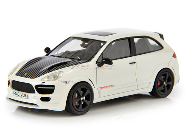 Prebook 2010 Porsche Cayenne 2 Door Coupe by Merdad : 1:43 Esval models scale car