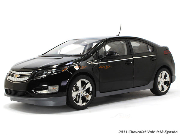 2011 Chevrolet Volt 1:18 Kyosho diecast Scale Model Car