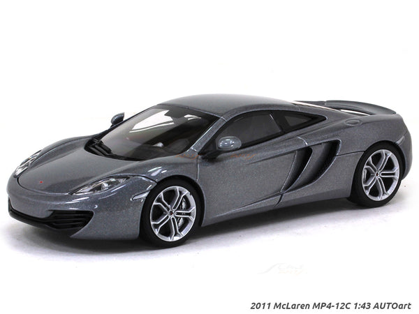 2011 McLaren MP4-12C 1:43 AUTOart diecast model car