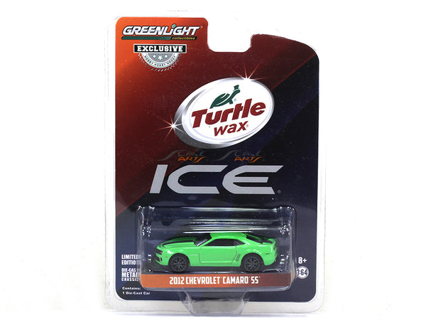 2012 Chevrolet Camaro SS 1:64 Greenlight diecast Scale Model car