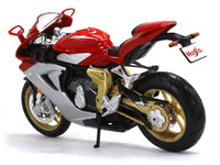 MV Agusta F3 Serie Oro 2012 1:12 Maisto diecast Scale Model bike