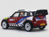 2012 Mini John Cooper Works WRC Team 1:32 Bburago diecast Scale Model Car