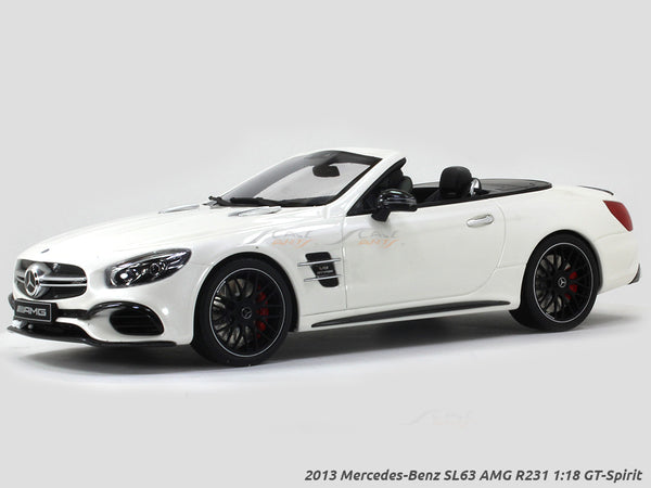 2013 Mercedes-Benz SL63 AMG R231 1:18 GT Spirit scale model car