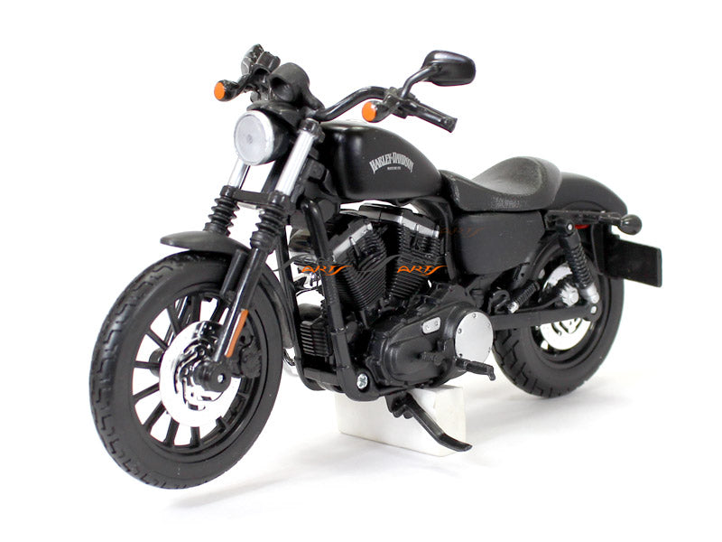 Genuine Authorized 1:12 Scale Harley Davidson 2014 SPORTSTER IRON 883 Collection