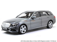 2014 Mercedes-Benz C-Class S205 Elegance estate 1:18 Norev diecast scale model car