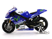 2014 Yamaha Factory Racing Team #99 Jerge Lorenzo 1:18 Maisto diecast scale model bike