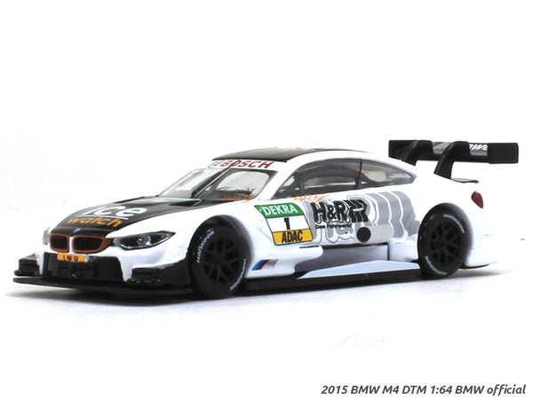 2015 BMW M4 DTM #1 1:64 BMW official diecast Scale Model Car
