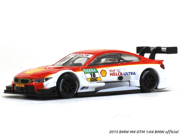 2015 BMW M4 DTM #18 1:64 BMW official diecast Scale Model Car