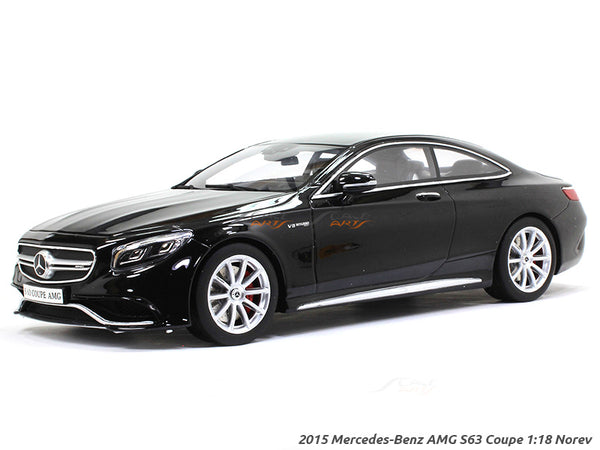 2015 Mercedes-Benz AMG S63 Coupe 1:18 GT Spirit diecast scale model car