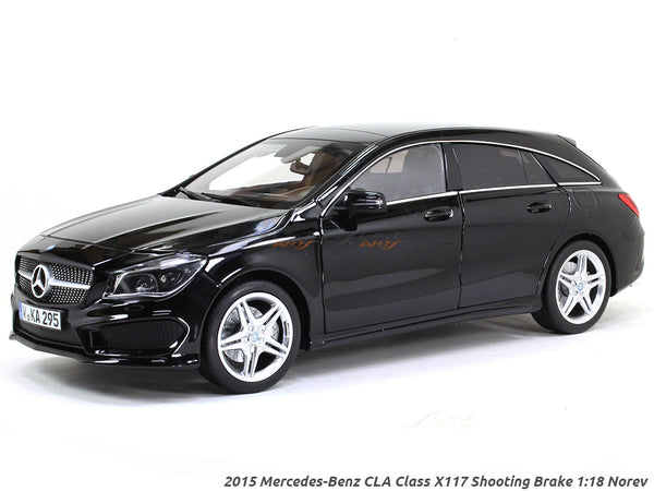 2015 Mercedes-Benz CLA Class X117 Shooting Brake 1:18 Norev diecast scale model car