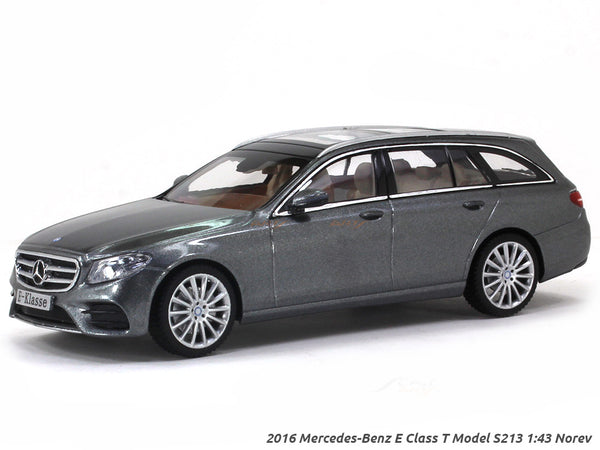 2016 Mercedes-Benz E Class T Model S213 1:43 Norev diecast Scale Model car