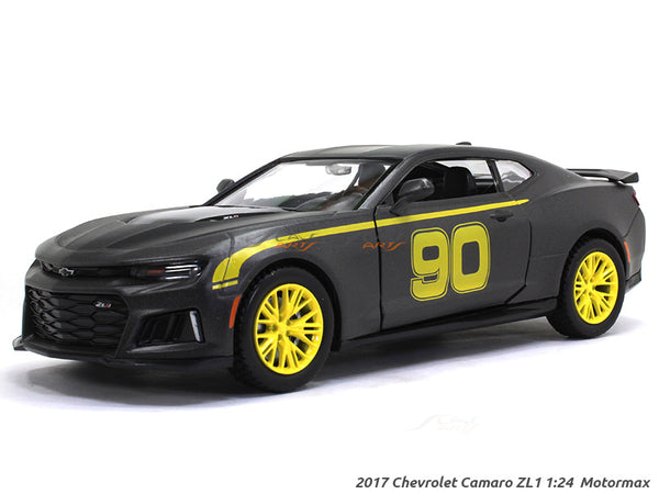 2017 Chevrolet Camaro ZL1 1:24 Motormax diecast scale model car