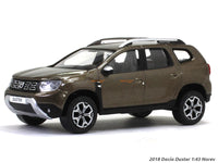 2018 Dacia Duster 1:43 Norev diecast scale model car