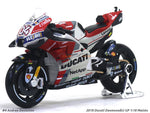 2018 Ducati Desmosedici GP 1:18 Maisto diecast scale model bike