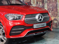 2020 Mercedes-Benz GLE Coupe C167 1:18 Norev Dealer edition scale model