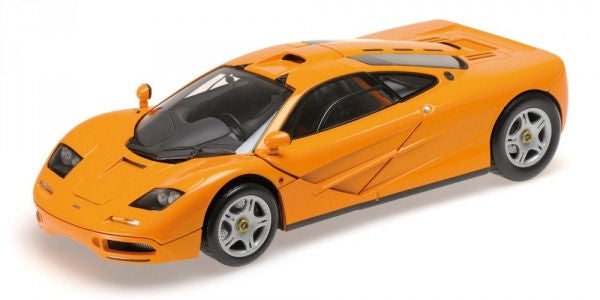 Pre-order 1993 McLaren F1 Road Car 1:18 Minichamps diecast Scale Model Car