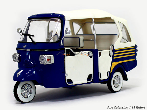 Piaggio APE 50 Limited 1:18 Italeri diecast scale model