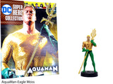 Aquaman 1:16 Eaglemoss Figurine DC Super Hero Collection