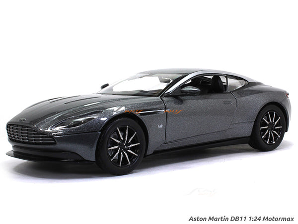 Aston Martin DB11 1:24 Motormax diecast scale model car