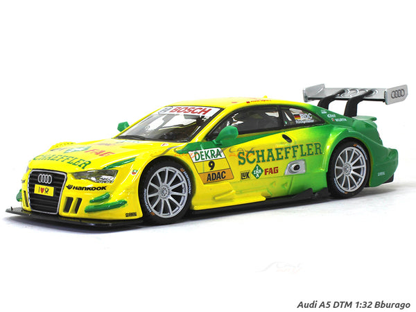 Audi A5 DTM 1:32 Bburago diecast Scale Model Car