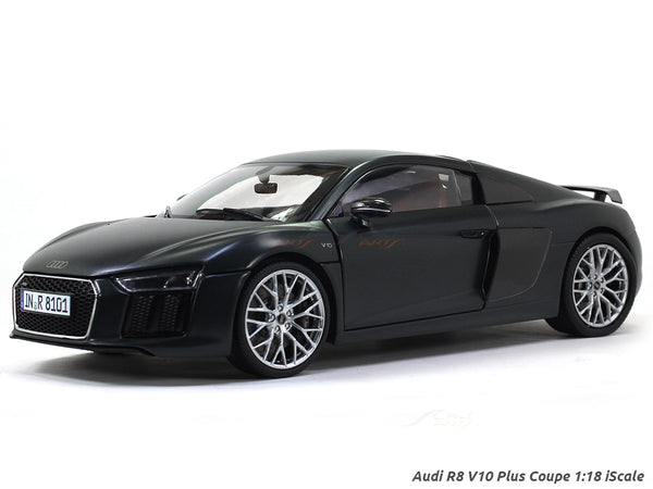 Audi R8 V10 Plus Coupe 1:18 iScale diecast Scale Model Car
