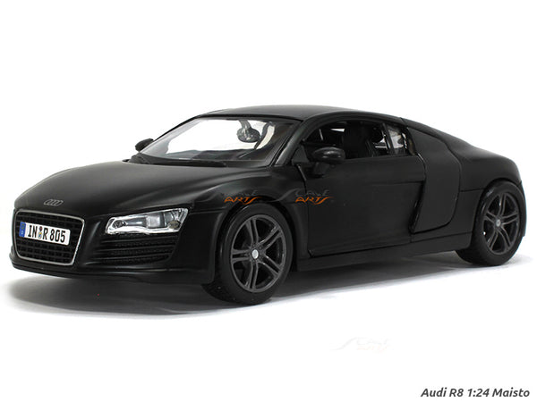 Audi R8 1:24 Maisto diecast Scale Model car