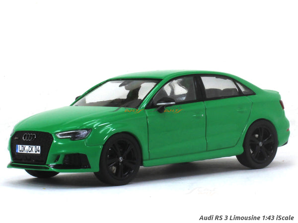 Audi RS 3 Limousine 1:43 iScale diecast Scale Model car