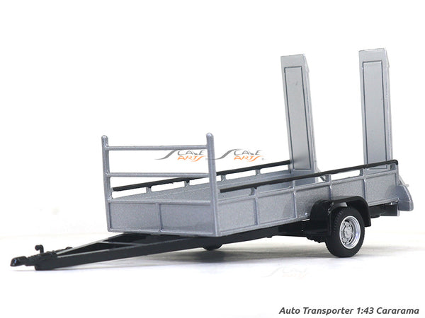 Auto Transporter trailer 1:43 Cararama diecast Scale Model Car