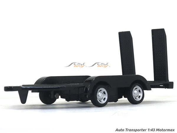 Auto Transporter trailer 1:43 Motormax diecast Scale Model Car