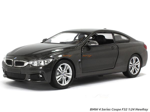 BMW 4 Series Coupe F32 1:24 NewRay diecast Scale Model Car