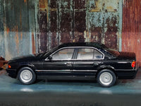 Pre order : 1994 BMW 740i E38 Series I black 1:18 KK Scale diecast model car