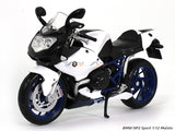 BMW HP2 Sport 1:12 Maisto diecast Scale Model bike collectible replica