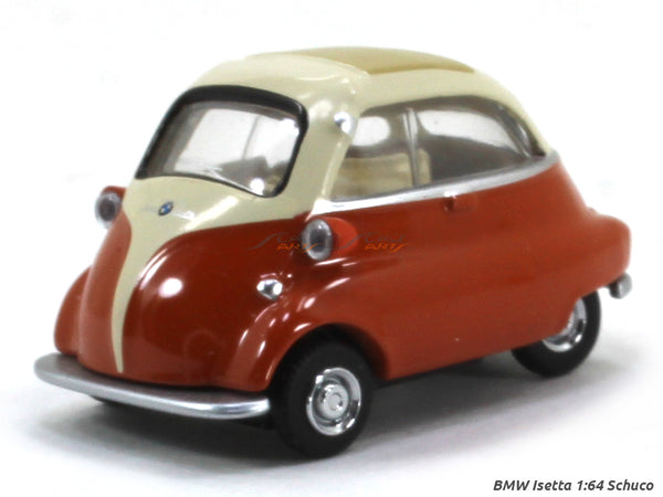 BMW Isetta 1:64 Schuco diecast Scale Model car
