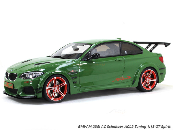 BMW M 235i AC Schnitzer ACL2 Tuning 1:18 GT Spirit scale model car
