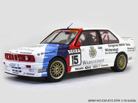 BMW M3 E30 #15 DTM 1:18 Solido diecast Scale Model Car